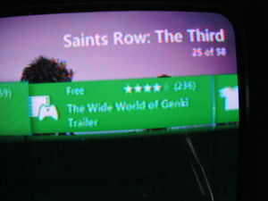 Saints Row The Third DLC photo of The Wide World of Genki Trailer