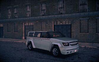 Taxi - Decker variant in Saints Row IV