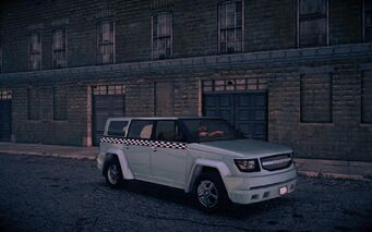Taxi - Decker variant in Saints Row IV