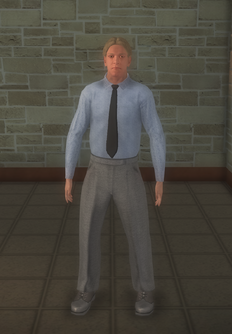 Doctor - lab generic white male - character model in Saints Row 2