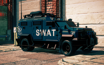 Lockdown - front right in Saints Row IV