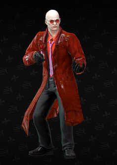 Morningstar Specialist - sniper - Norman - character model in Saints Row The Third