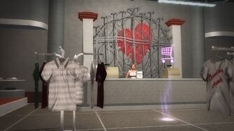 Nobody Loves Me interior counter in Saints Row 2