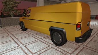 Saints Row variants - NRG V8 - Gang VK - rear left