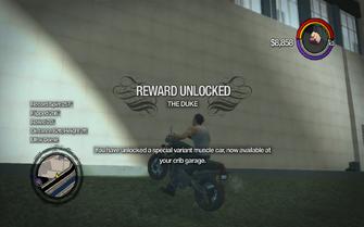 The Duke unlocked SR2