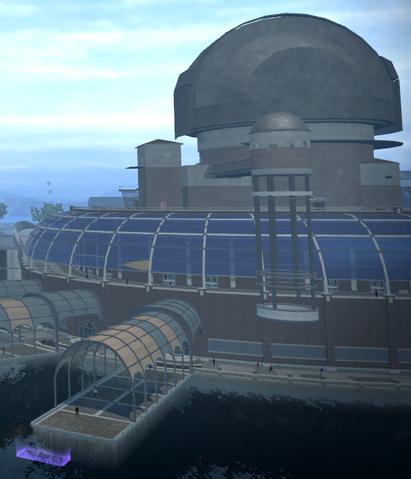 File:University Dock - aerial view.png