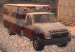 Ambulance Saints Row 2