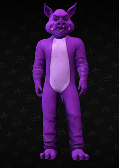 Gang Customization - Mascot 8 - Pig - in Saints Row The Third