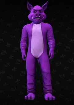 Gang Customization - Mascot 8 - Pig - in Saints Row The Third
