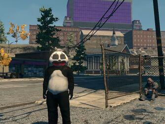 Genkibowl VII Sad Panda outfit