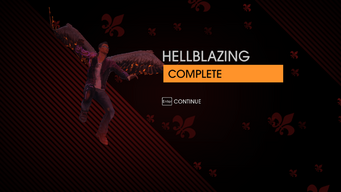 Hellblazing complete - Saints Row Gat out of Hell