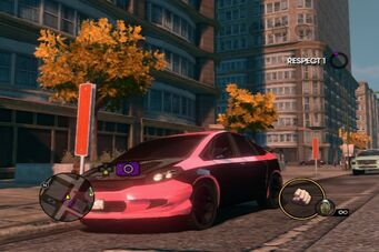 Solar - Genki variant - front left in Saints Row The Third