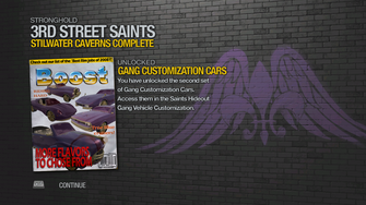 21 Hoods owned - Gang Customization Cars set 2 unlocked