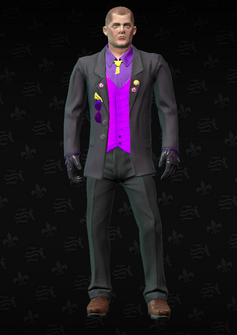 Gang Customization - Morning Star 6 - Gus - in Saints Row The Third