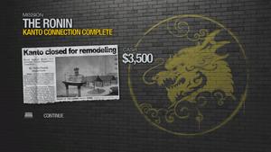 Kanto Connection - complete 3500 cash
