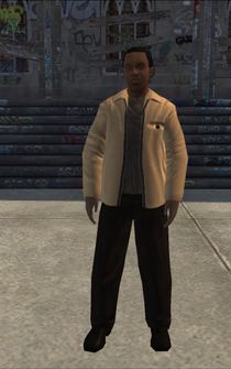 MiddleAge male 03 - black - character model in Saints Row