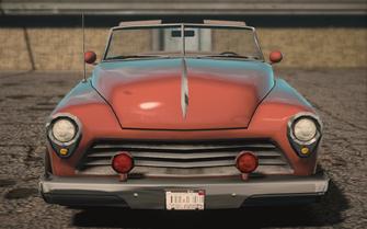 Saints Row IV variants - Gunslingerp Red - front