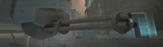 Tornado - Minigun