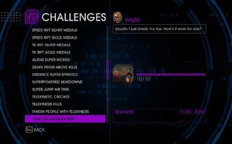 Challenge 36 Vehicles Super-Kicked