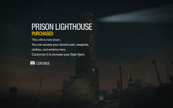 Prison Lighthouse purchased