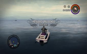 Race Boat unlocked SR2