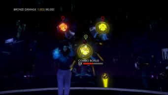 Telekinesis Rift - 5x Combo bonus