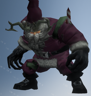 Claus - Super Claus - character model in Saints Row IV