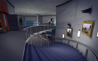 Hotel Penthouse - Classy - stairs