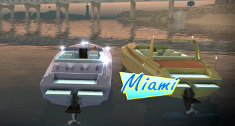 Miami standard and piracy