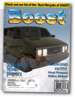 Voyage - Chop Shop magazine