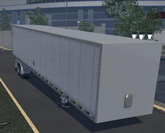 Box trailer - Standard variant