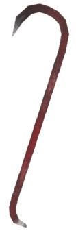 Crowbar from Saints Row 2 in a model viewer