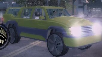 Mag - front right with lights in Saints Row 2