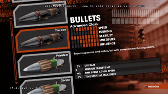 Saints Row Money Shot Bullet - The Don