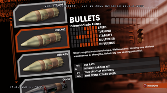 Saints Row Money Shot Bullet - UTR-X02