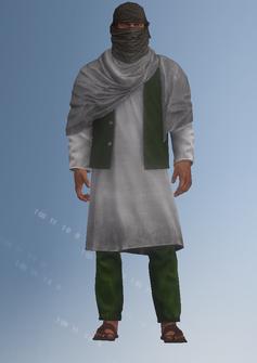 Al Qaeda Militia - character model in Saints Row IV
