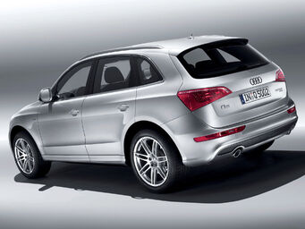 Atlantica - Audi Q5 in real life