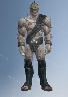 Elf Warden - Unused - character model in Saints Row IV