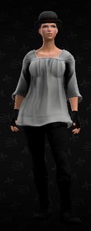 SRTT Outfit - altar boy (female)