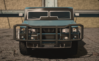 Saints Row IV variants - Bulldog ultimate - front