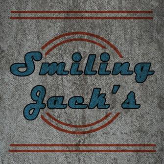 Smiling Jack's floor mat diner d