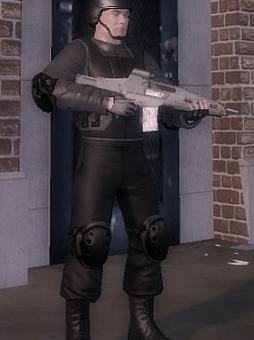 AR-50 Idle