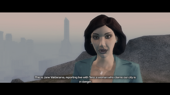 America's Next Top Scientist - end cutscene - Jane