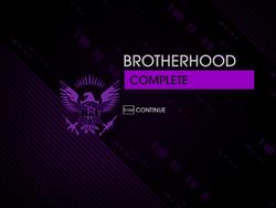 Pump up the Volume - Brotherhood complete in Saints Row IV livestream