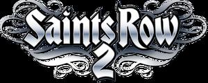 Saints Row 2 Large Logo