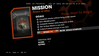 Saints Row Money Shot Mission objectives - Pillars of Ultor
