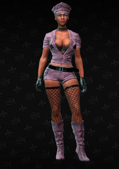 Stripper06 - Melissa - character model in Saints Row The Third