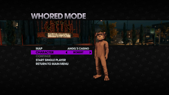 Whored Mode single player - Angel's Casino - Bobert