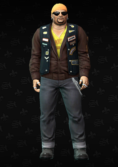 Assassination Target 14 - AHV2 - Gerrard - Dusty NPC