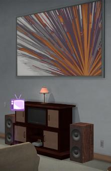 Downtown Loft - Classy - 24 inch TV